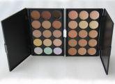Kit maquiagem profissional com 15 cores