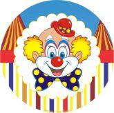Papel Arroz Circo Redondo 008 1un