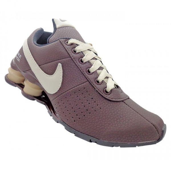 Nike Shox maron