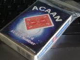 ACAAN (Qualquer carta qualquer numero) by LUCHEN  #782