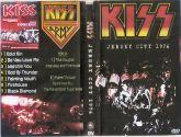 VHS - KISS - Jersey City 1976