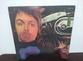 """Wings Paul Mccartney - """"Red Rose Speedway"""" LP Nacional!!!"""