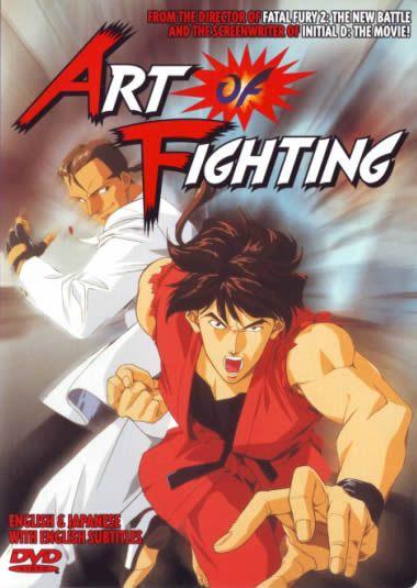 Art of Fighting Dublado