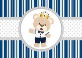 Papel Arroz Príncipe Urso A4 003 1un