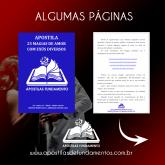 APOSTILA 25 MAGIAS DE AMOR COM EXÚS DIVERSOS
