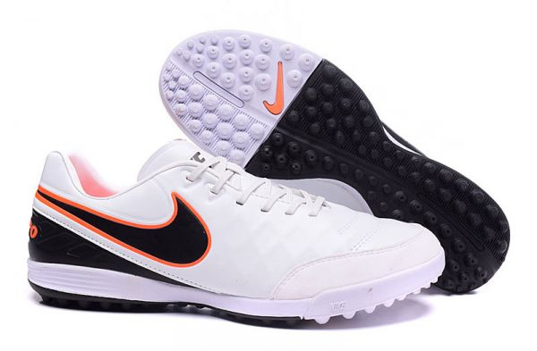52689e12ef3ca Chuteira Society Nike Tiempo Genio 2 Leather TF Originais - Daquiati