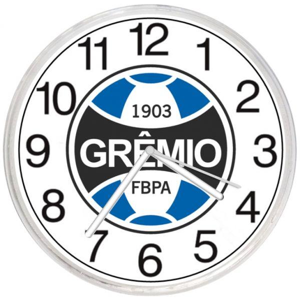 Relógio de parede Grêmio