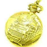 .Relógio de Bolso Locomotiva