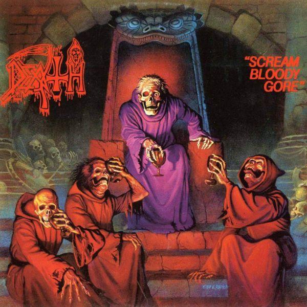 CD Death – Scream Bloody Gore