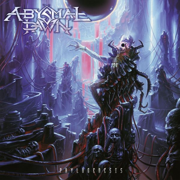 CD Abysmal Dawn - Phylogenesis (Slipcase)