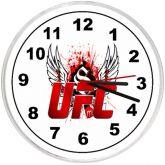 Relógio de parede UFC