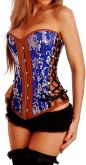 Corset Overbust Plus Size MF1671