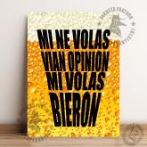 Murbildo - La plej bona biero 2