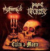 PAPA NECROSE/ DISFORMES - Culto à Morte - Split CDR
