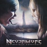 CD Nevermore – The Obsidian Conspiracy
