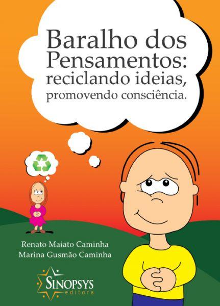 Baralho dos Pensamentos: Reciclando ideias, Promovendo Consciência.