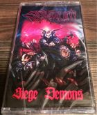 SERVORUM - Siege Demons - CASSETE