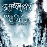SUFFOCATION - The Close Of A Chapter Live In Qbec City - CD