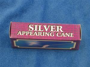 Bengala da aparição aço inox (prata) (#460)