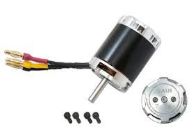 Motor Brushless Gaui GUEC GM-505 1680W-1400KV  LIPO 6S  COD 855506