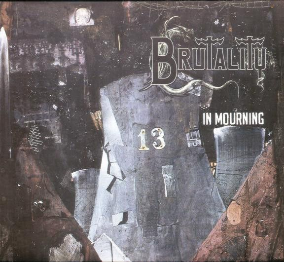 Brutality – In Mourning - DIGIPACK