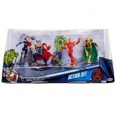 Thor Domo com Figuras de Super Heróis de Avengers Sunny