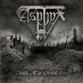 CD Asphyx – Death… The Brutal Way (CD+DVD)