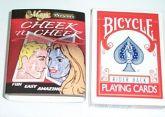 Baralho Back to Back ou Cheek to Cheek em bicycle   #210
