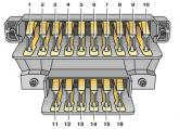 Esquema Elétrico Da caixa de Fusiveis e Ligação de Fios