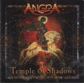 CD - Angra ‎– Temple Of Shadows
