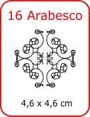 Arabesco 16