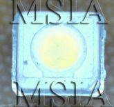 LED 1W 3V 3537 100LM 3,5x3,7mm