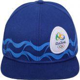 Boné Olimpíadas Rio 2016 adulto - azul
