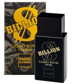 Perfume Billion Casino Royal  100ml - Paris Elysées