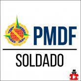 (Plano de Estudos) SOLDADO PM/DF
