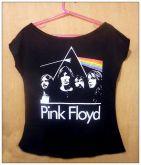 Blusa Pink Floyd