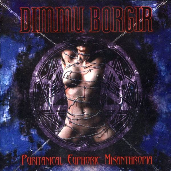 CD Dimmu Borgir – Puritanical Euphoric Misanthropia (Slipcase + Pôster)