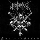 DESTRUKTOR - Nuclear Storm- LP (Grey Vinyl 180 gms)