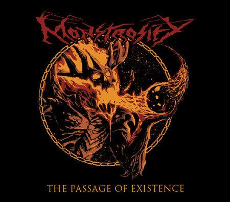 CD Monstrosity - The Passage Of Existence (Slipcase)