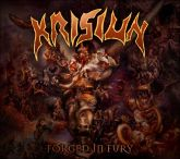 - CD Krisiun - Forged In Fury - Slipcase (Luva)