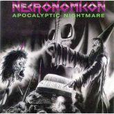 NECRONOMICON - Apocalyptic Nightmare - CD