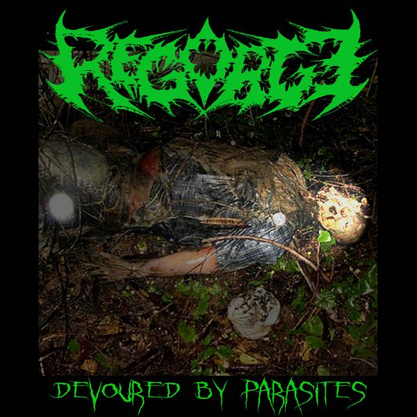 CD Regorge - Devoured By Parasites