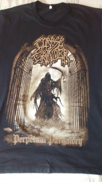 Camisa - Corpse Grinder - Perpetual Purgatory