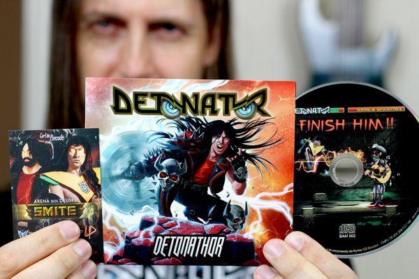 Cd Detonathor
