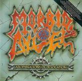 Morbid Angel - Abominations Of Desolation (FIRST PRESS)