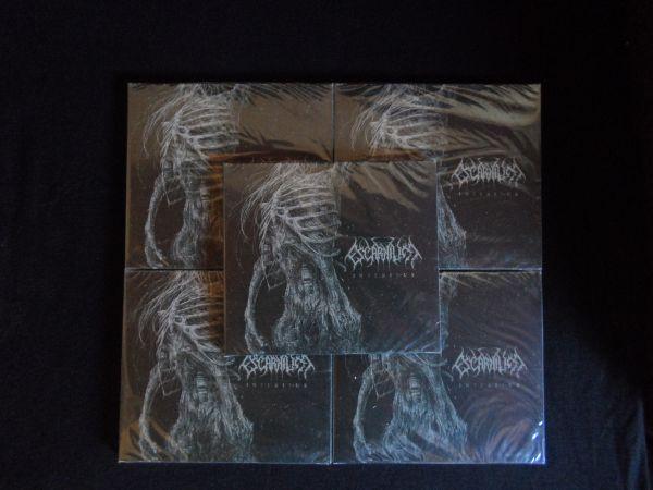 Escarnium - Interitus CD DIGIPACK