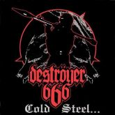 CD Deströyer 666 ‎– Cold Steel...For An Iron Age