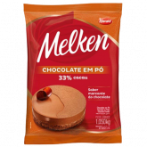 Chocolate em Pó 33% Cacau Harald Melken 1kg 1un