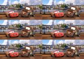 Papel Arroz Cars Faixa Lateral A4 010 1un