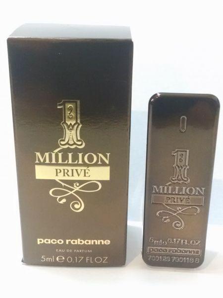 Miniatura Perfume One Million Prive  5 ml edp